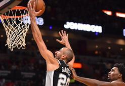 San Antonio Spurs 4te 4 yaptı