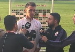 Muslera: Galatasaraya imza atmak hayatımdaki en iyi kararlardan biriydi