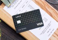 Uber kendi kredi kartını kullanıma sunuyor