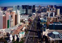 Çölün ortasında bir eğlence kenti: Las Vegas