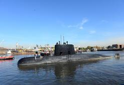 Kayıp denizaltı su sızıntısı nedeniyle batmış olabilir