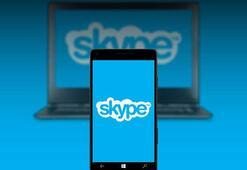 Skypeın Android sürümü 1 milyar indirmeyi geçti
