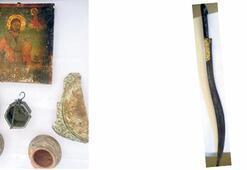 Hz. İsa'nın bin yıllık resmi antika dükkânında