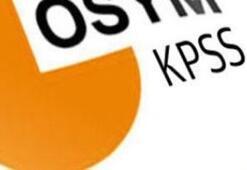 KPSS başvuruları sona erdi Ödeme için bugün son gün..