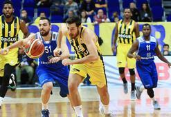 Fenerbahçe Doğuş - Demir İnşaat Büyükçekmece: 82-59