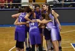 Orduspor Kadın Basketbol Takımının oyuncuları şehri terk etti
