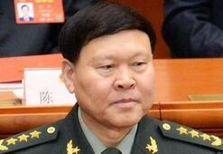 Adı yolsuzluğa karışan Çinli general intihar etti