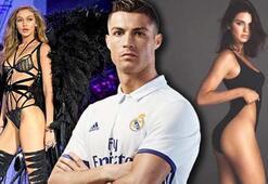 Ronaldonun instagram güzelleri