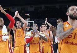 Galatasaray Odeabank, Almanya deplasmanında