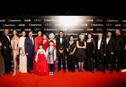 Türkiyenin Oscar adayı Aylanın galası yapıldı