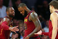 Cavaliers 23 sayı geriden gelip kazandı