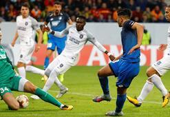 Hoffenheim - Medipol Başakşehir: 3-1 (İşte maçın özeti)