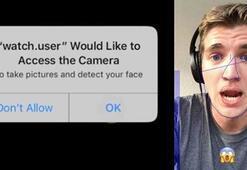 iPhone sizi gizlice izliyor olabilir iOSta gizliliği ihlal eden bir açık bulundu