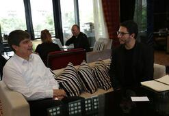 Menderes Türel: Antalyayı bir sinema şehri yapacağız