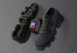 Nikedan sınırlı sürüm Midnight Fog Apple Watch Series 3