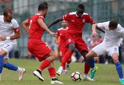 Çaykur Rizespor - Samsunspor: 1-1