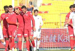 Kasımpaşa-Boluspor: 1-3