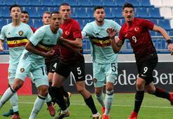 Türkiye - Belçika: 1-2