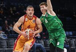 Galatasaray Odeabank - Yeşilgiresun Belediyespor: 106-84