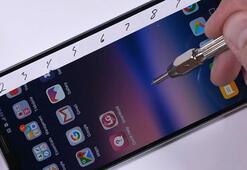 LG V30 dayanıklılık testine sokuldu Peki LG V30 ne kadar sağlam