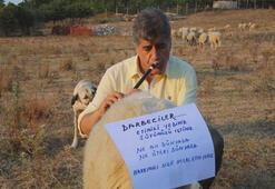 Türkücü Aydın Aydın'dan ilginç darbe protestosu