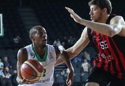 Darüşşafaka-Eskişehir Basket: 90-83