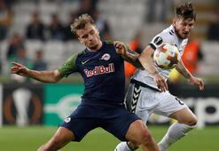 Atiker Konyaspor - Salzburg: 0-2 (İşte maçın özeti)
