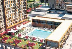 Evora Denizli'nin rezidansları satışta