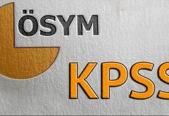 2018 KPSS tarihleri açıklandı KPSS başvuru tarihleri ise şöyle...
