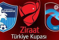 Erzurumspor Trabzonspor maçı saat kaçta, hangi kanalda