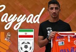 Galatasaray İranlı futbolcuyu transfer etti