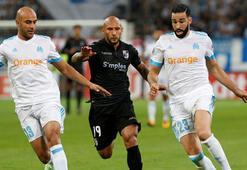 Olympique Marsilya - Vitoria Guimaraes: 2-1