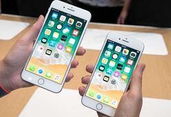 iPhone 8 Türkiyede satışa çıktı Kuyruklar oluştu...