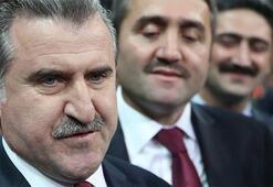 Gençlik ve Spor Bakanı Osman Aşkın Baktan yabancı sınırı açıklaması