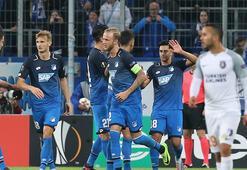 Hoffenheim-Medipol Başakşehir maçı Alman basınında