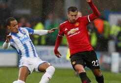 Huddersfield Town-Manchester United: 2-1
