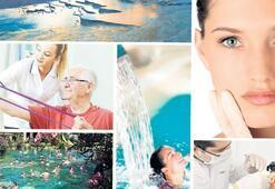 Sağlıkta hedef 2.5 milyon turist