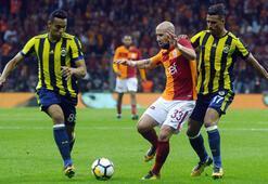 Galatasaray - Fenerbahçe: 0-0 (İşte maçın özeti)