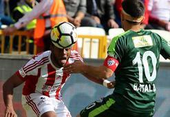 Demir Grup Sivasspor-Bursaspor: 0-0