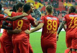 Kayserispor - Atiker Konyaspor: 2-1