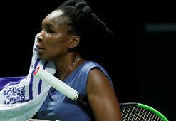 WTAda Venus Williamsa darbe