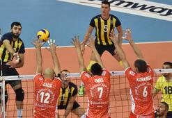 Ziraat Bankası-Fenerbahçe: 3-2