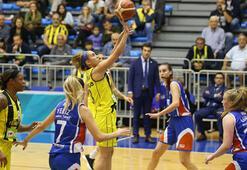 Fenerbahçe-Bornova Beckerspor: 87-61