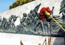 Gurur anıtı açılıyor
