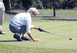 Parti gibi golf turnuvası