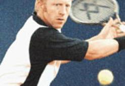 Boris Becker özel turnuva için İstanbula gelecek
