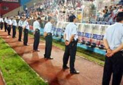 Trabzonda Fenerbahçe için extra güvenlik önlemi yok