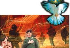 2003'te savaş ve barış işaretleri