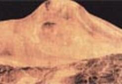 Venüs'te hayatı 'kıyamet' bitirdi