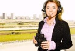 At yarışlarına kadın sesi